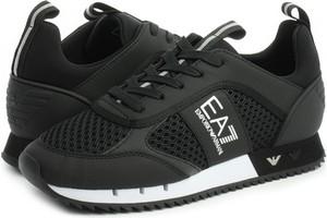 Sneakersy Emporio Armani sznurowane