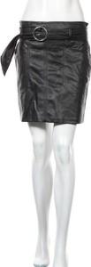 Czarna spódnica Zara Trafaluc w stylu casual mini