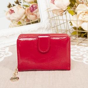 Czerwony portfel Royalfashion.pl