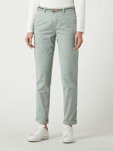 Spodnie Esprit z bawełny w stylu casual
