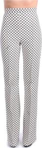 Spodnie Elisabetta Franchi w stylu retro