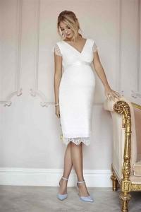 Sukienka Tiffany Rose z jedwabiu
