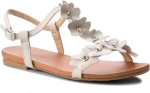 Sandały Jenny Fairy z klamrami w stylu casual