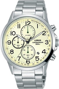 Lorus Męski Chronograf RM373EX9