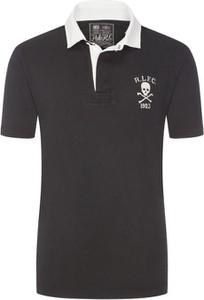 T-shirt POLO RALPH LAUREN w sportowym stylu z dresówki z krótkim rękawem