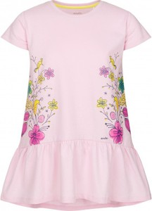 Różowa tunika dziewczęca Endo