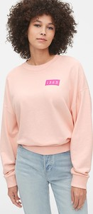 Bluza Gap z bawełny krótka