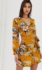 Sukienka Ax Paris z dekoltem w kształcie litery v