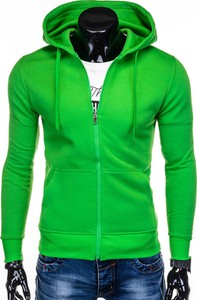 Zielona bluza Edoti