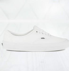 Białe trampki i tenisówki męskie Vans, kolekcja wiosna 2020