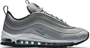 Buty sportowe Nike sznurowane air max 97 ze skóry