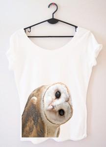 T-shirt Time For Fashion z okrągłym dekoltem w młodzieżowym stylu z krótkim rękawem
