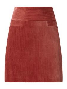 Spódnica Cinque w stylu casual ze sztruksu
