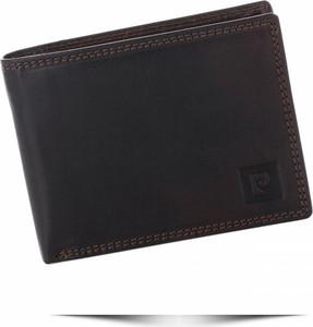 Brązowy portfel męski Pierre Cardin