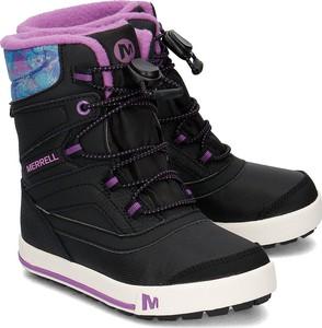 Buty dziecięce zimowe Merrell