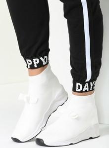 Renee białe buty sportowe bobby socks