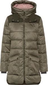 Płaszcz KariTraa w stylu casual