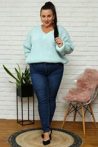 Sweter KARKO z wełny