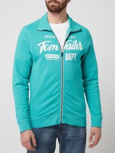 Bluza Tom Tailor z bawełny w młodzieżowym stylu