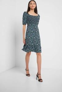 Sukienka ORSAY z tkaniny z krótkim rękawem
