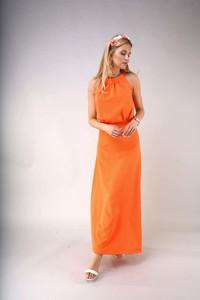 Sukienka Nommo z długim rękawem