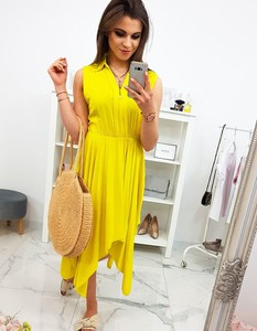 9ee30806ea żółta sukienka dla dziewczynki - stylowo i modnie z Allani