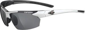 Okulary TIFOSI JET white gunmetal (Smoke GG)