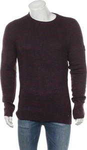 Sweter Firetrap z okrągłym dekoltem w stylu casual