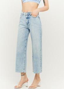 Niebieskie jeansy Tally Weijl w stylu casual