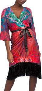 Sukienka Culito From Spain z długim rękawem midi
