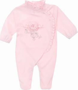 Sofija Pajac niemowlęcy GRACJA róż NewYorkStyle