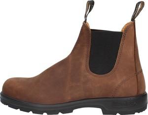 Brązowe buty zimowe Blundstone