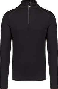 Czarna bluza Bogner w stylu casual