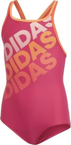 Różowy strój kąpielowy Adidas Performance