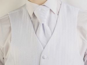 Kamizelka krawatikoszula.pl z żakardu w elegenckim stylu