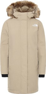 Kurtka The North Face z bawełny w sportowym stylu długa
