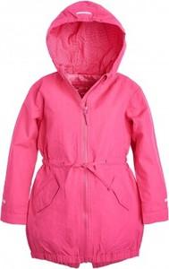 Różowa kurtka dziecięca Endo