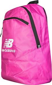 Różowy plecak męski New Balance