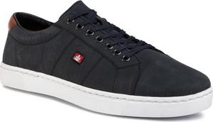 eobuwie.pl Sneakersy RIEKER - B1810-14 Blau