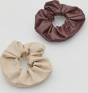 Reserved - Podwójna gumka do włosów - Wielobarwny