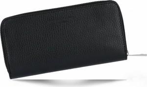 Czarny portfel VITTORIA GOTTI