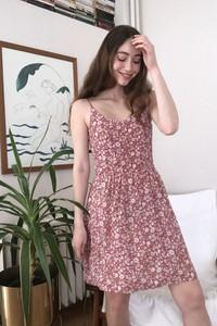 Sukienka Trendyol w stylu casual rozkloszowana mini