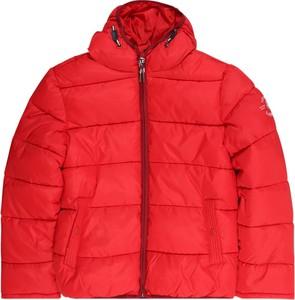 Czerwona kurtka dziecięca Tom Tailor