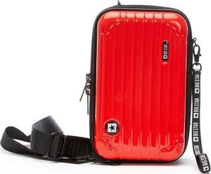 Czerwona torebka Big Star na ramię
