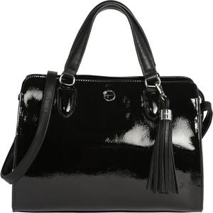Czarna torebka Tamaris średnia