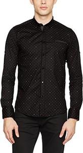 Czarna koszula rerock