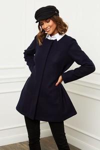 Płaszcz Le Comptoir Du Manteau w stylu casual