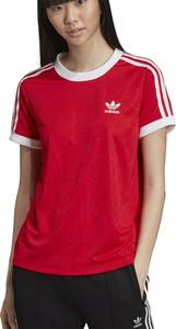 Bluzka Adidas z żakardu