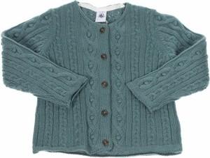 Niebieski sweter Petit bateau