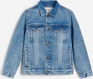 Kurtka dziecięca Reserved z jeansu